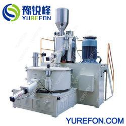 Refroidir à chaud du turbo en PVC/plastique de mélangeur de matières premières machines de mélange/mélangeur