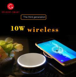 Наиболее востребованных портативное зарядное устройство беспроводной связи стандарта Qi быстрой зарядки телефона подставка