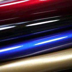 Pearl peinture polyuréthane pour les sacs en cuir synthétique miroir face Revêtement Rideau