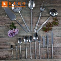 Venda quente acolhedor hotel de Aço Inoxidável utensílios de cozinha e louça de mesa