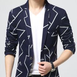 Impressão personalizada de fábrica OEM Mens Fashion casaco no bom preço