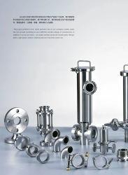 تصميم جديد تركيبات انابيب الفولاذ المقاوم للصدأ الأنابيب درجة الطعام تنافسي السعر