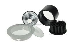 pièces de rechange pour les Downlights LED en aluminium