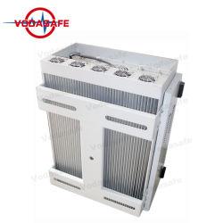 Célula de 600 W de alta potência Telemóvel Inteligente Jammer, Uav Militar Prisional Bomba WiFi GPS 2g3g4g5g bloqueador de interferência de sinal