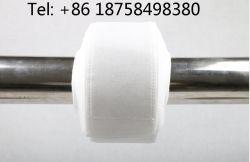 PP polypropylène couvercle à bride de la sécurité des protecteurs de pulvérisation