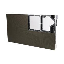 L'ouverture avant 400x300x55mm armoire pleine couleur UHD 4K P1.25 meilleur écran LED