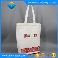 Kundenspezifische Farben-Drucken-organische BaumwollEinkaufstasche