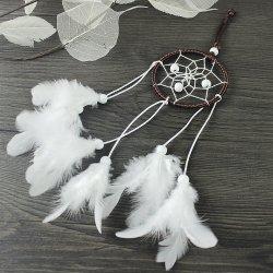 Mini bianchi poco pendente di galleggiamento di Dreamnet Handcraft il pendente creativo dell'automobile del regalo di disegno originale