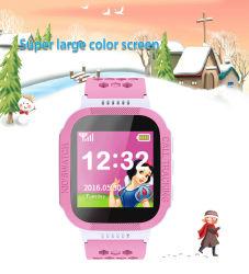 Regarder les enfants Les enfants Timethinker Smart Anti perdu Appel SOS poignet téléphone USB pour Android Ios Tracker GPS Bouton-poussoir W15