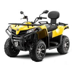 2020 CF moto 500cc ATV Quads 4X4, Cforce 520