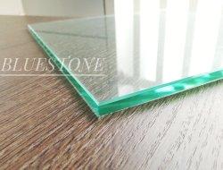 زجاج مقسّى مسطح/مثني بمقاس 3مم-19 مم مع شهادة 3c/CE/ISO