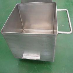 鋼鉄食糧トロリー/肉食糧スキップ車