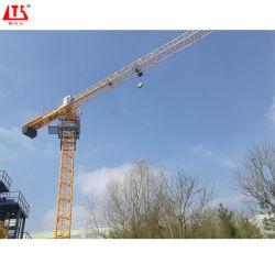 Zuverlässiger Hongda konkurrierender flache Oberseite-Turmkran Qtp80