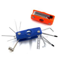 Venda por grosso de bricolage Luthier Bass guitarra eléctrica Multi Tool Kit de Reparação