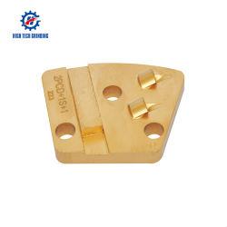 Трапецеидальный алмазные шлифовальные инструменты с двойной 1/4PCD для настольных ПК