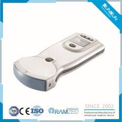 L'échographie Doppler couleur portable sans fil de l'équipement matériel médical de l'hôpital du scanner