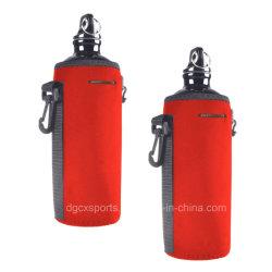 Neopren isolierte Träger-Flaschen-Kühlvorrichtung für den wandernden Rucksack, bewegliches Neopren Isolierwasser-Flaschen-Kühlvorrichtung-Träger-Deckel-Hülsetote-Beutel-Beutel