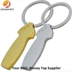 Рекламные Сувениры мелочь цепочки ключей и металлической Keyholders