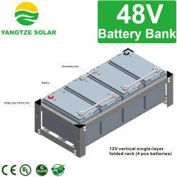 48 V 100 Ah Solarbatteriesystem