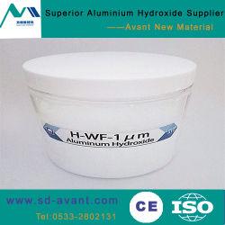 99 % d'hydroxyde d'aluminium de haute pureté Ath Poudre pour granule de câble