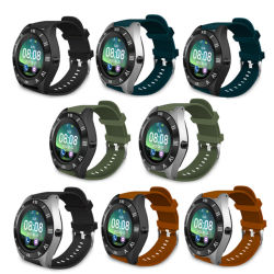 Montre-bracelet Bluetooth Smart Phone M11 montre-bracelet Smart Phone 1.54 Affichage HD Smart Multi-Touch montre téléphone pour l'homme