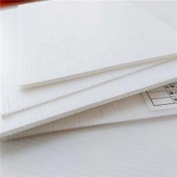 Protecção de PP Polipropileno canelado oco de folhas de plástico Fornecedor de fábrica