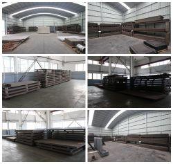 Piatto d'acciaio saldato composto resistente all'uso di usura di durezza 58-63 HRC di Wodon