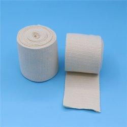 Tissu de coton de haute qualité Stockinette élastique Bandage tubulaire