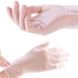 Одноразовые медицинские хирургические нитриловые стерильные перчатки из латекса из ПВХ изучение виниловых пластинок без питания экзамен перчатки Guantes де латекс EN 14683 En 455 Не медицинских