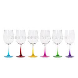 卸し売り水晶噴霧カラーワイングラスカラー