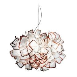 Décoration moderne en plastique Poignée de commande lampe eclairage de gros Veli Poignée de commande