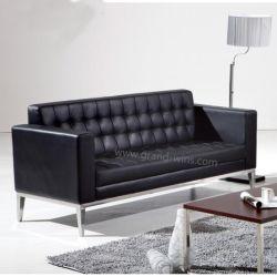 Sofà classico moderno di accento del sofà dell'ufficio dei sofà di ricezione del tessuto dell'hotel