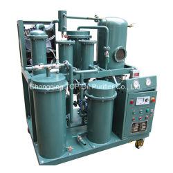 최고 진공에 의하여 사용되는 엔진 기름 정화기 (TYA-100)