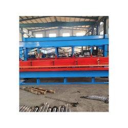 Guillotine-hydraulische scherende Stahlring-Ausschnitt-Maschine