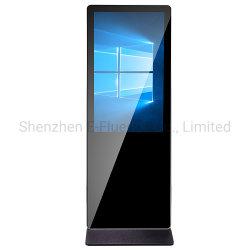 """43-65""""реклама реклама на экране плеера ультратонких вертикальной киоск LED/ЖК-Digital Signage сенсорный экран киоск рекламы, WiFi и 4G."""
