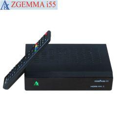 2017 Nouveau meilleur Zgemma I55 Case IPTV de streaming avec plein de canal dans le monde Internet WiFi Stalker Player