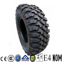Nouveau 4WD de boue ou de pneus tout terrain /pneu pour camion léger/ PCR (pneus 215/75R15lt, 235/75R15lt, 225/75R16lt, 235/70R16lt 31x10.50R15lt) pour 4X4 et le Véhicule de tourisme