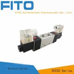 Magnetventile des pneumatisches Steuer4v320-10/3v320-08