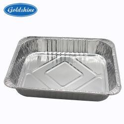 Barato preço 8011 Grau Alimentício Restaurante comida de Alumínio Preço da bandeja