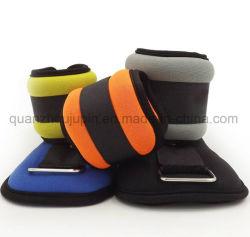 حقيبة رمل معصم على الساق مع اليد ناعمة من OEM Fitness Power Training