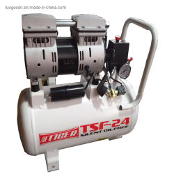 AC 차 소형 기름 자유로운 피스톤 휴대용 Oilless 고압 산업 공기 펌프 압축기 압축기
