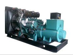 24 В постоянного тока Электрический пуск 800квт / 1000Ква Yuchai генераторная установка дизельного двигателя