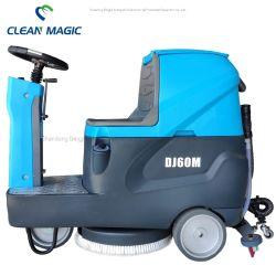 물 청결한 마술 DJ60m 지면 청소 기계 전기에게 몰을 정리하십시오