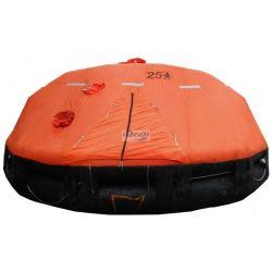 요트 D-Type의 Funsor Throw-over Type Inflatable Liferaft