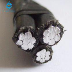 1 KV selbsttragendes Bündel zusammengebautes Luft-ABC-Amka Kabel-