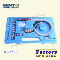 Kit di strumento pneumatico della sabbiatrice casuale di Plam dell'aria della smerigliatrice di angolo dell'aria