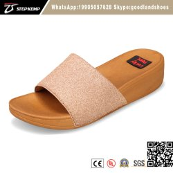 2020 Dame Sexy Wedge Heel Sandals voor Schoenen 5391 van de Pantoffel van Vrouwen Toevallige