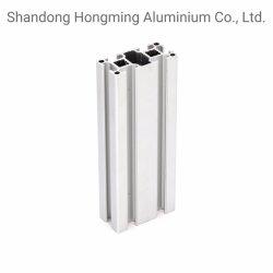 Structure en aluminium anodisation Profilerame creux