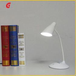 Lampe rechargeable LED sur la touche de la salle de séjour à LED Lampes de table, lit d'éclairage Lampes de table de l'Hôtel-de-chaussée de la lampe LED lampe de table de gros de lampe de bureau