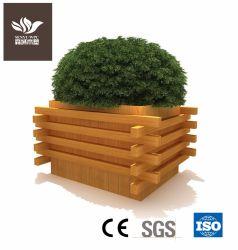 Le bois composite en plastique Senyu Outdoor/ Jardin de fleurs pot